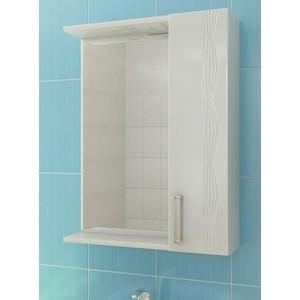 Зеркало-шкаф VIGO Atlantic №16 600ПР с подсветкой, белый (2000170715962)
