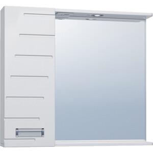 Зеркало-шкаф VIGO Diana №8 800Л белый (2000170716174) зеркало шкаф vigo jika 19 800 80х16х70