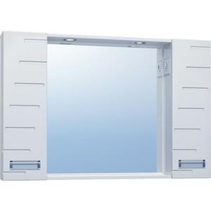 Зеркало-шкаф VIGO Diana №8 1000 белый (2000170716181)