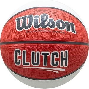 все цены на Мяч баскетбольный Wilson Clutch (WTB14195XB07) р. 7 онлайн