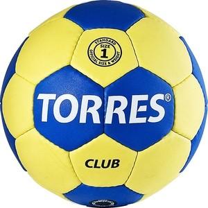 Мяч гандбольный Torres Club H30041 р. 1 цена в Москве и Питере