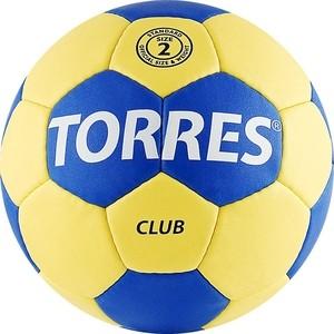 Мяч гандбольный Torres Club H30042 р. 2