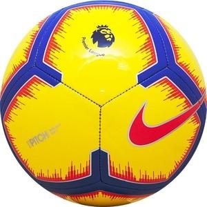 Мяч футбольный Nike Pitch PL SC3597-710 р. 5 кроссовки nike 749326 500 р 34 5 5