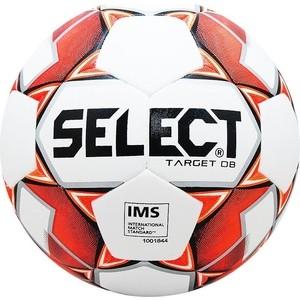 Мяч футбольный Select Target DB 815217-006 р. 5 (19) сертификат IMS