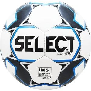 Мяч футбольный Select Contra IMS 812310-102 р. 5
