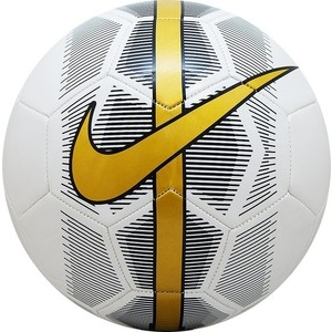 Мяч футбольный Nike Mercurial Fade SC3023-101 р. 4 nike nike fc zoom mercurial xi flyknit