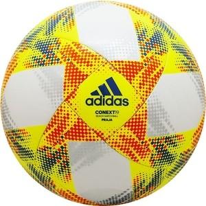 Мяч для пляжного футбола Adidas Conext19 Praia DN8634 р. 5 сертификат FIFA Pro