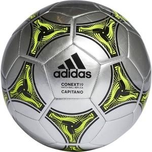Мяч футбольный Adidas Conext 19 Capitano DN8641 р. 5 все цены
