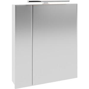 Зеркальный шкаф VIGO Kolombo №101 600 new белый (4640027140776)
