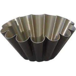 Форма для кекса TVS Dolce Idea D 22 см 11843 форма для выпечки metaltex разборная со вставкой для кекса 22 06 13 черный диаметр 24 см