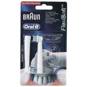 Аксессуар Braun PrecClean насадки (EB 17-2) аксессуар bissell насадки щетки для 16q1 j коробка