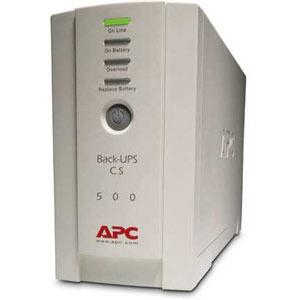 ИБП APC Back-UPS CS 500VA/300W (BK500EI)
